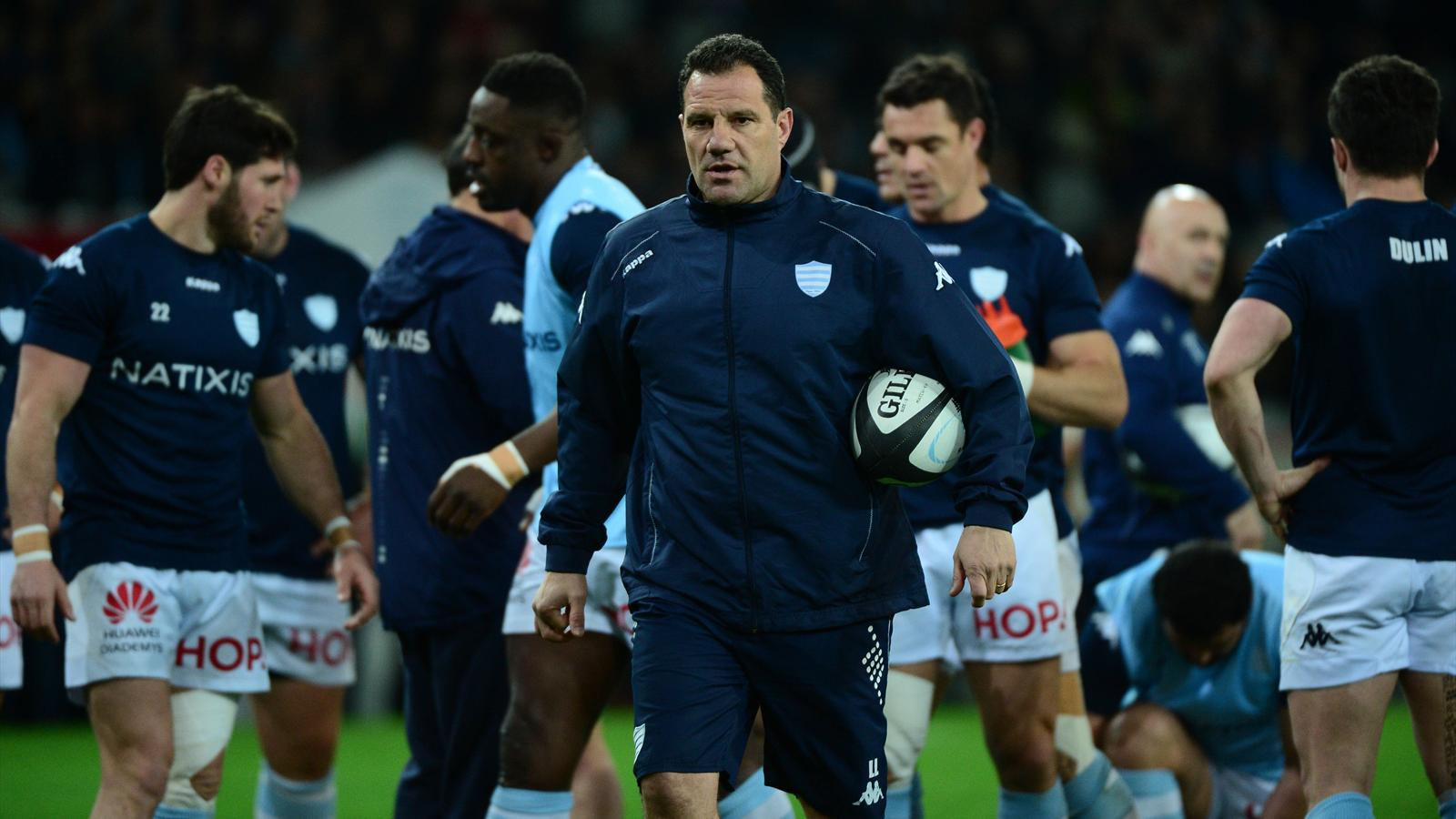 Laurent Labit (Racing 92) - 26 mars 2016