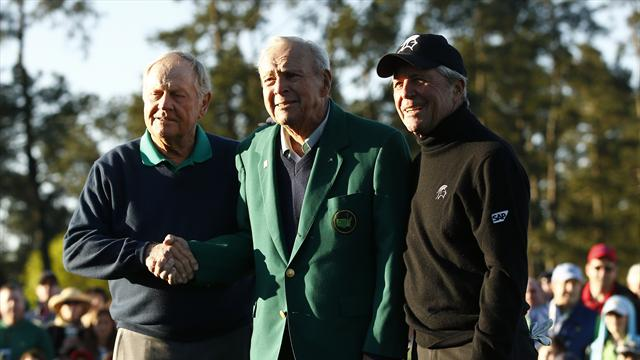 Player and Nicklaus launch 80th Masters