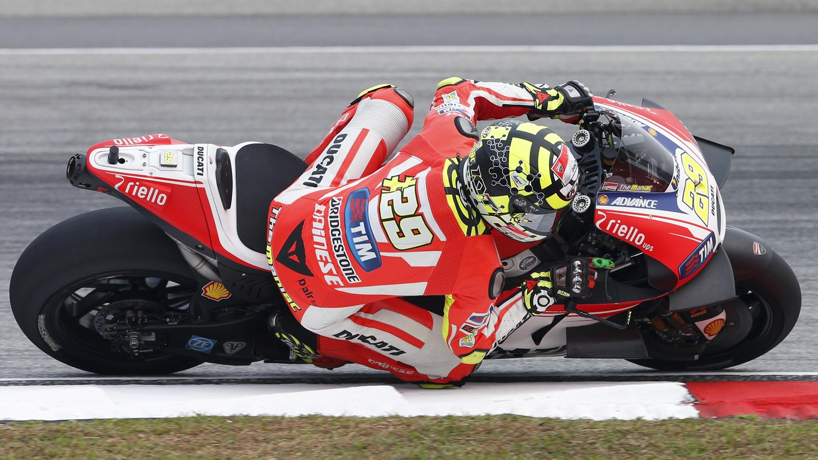 ducati 39 s iannone tops third motogp practice motorcycling eurosport uk. Black Bedroom Furniture Sets. Home Design Ideas