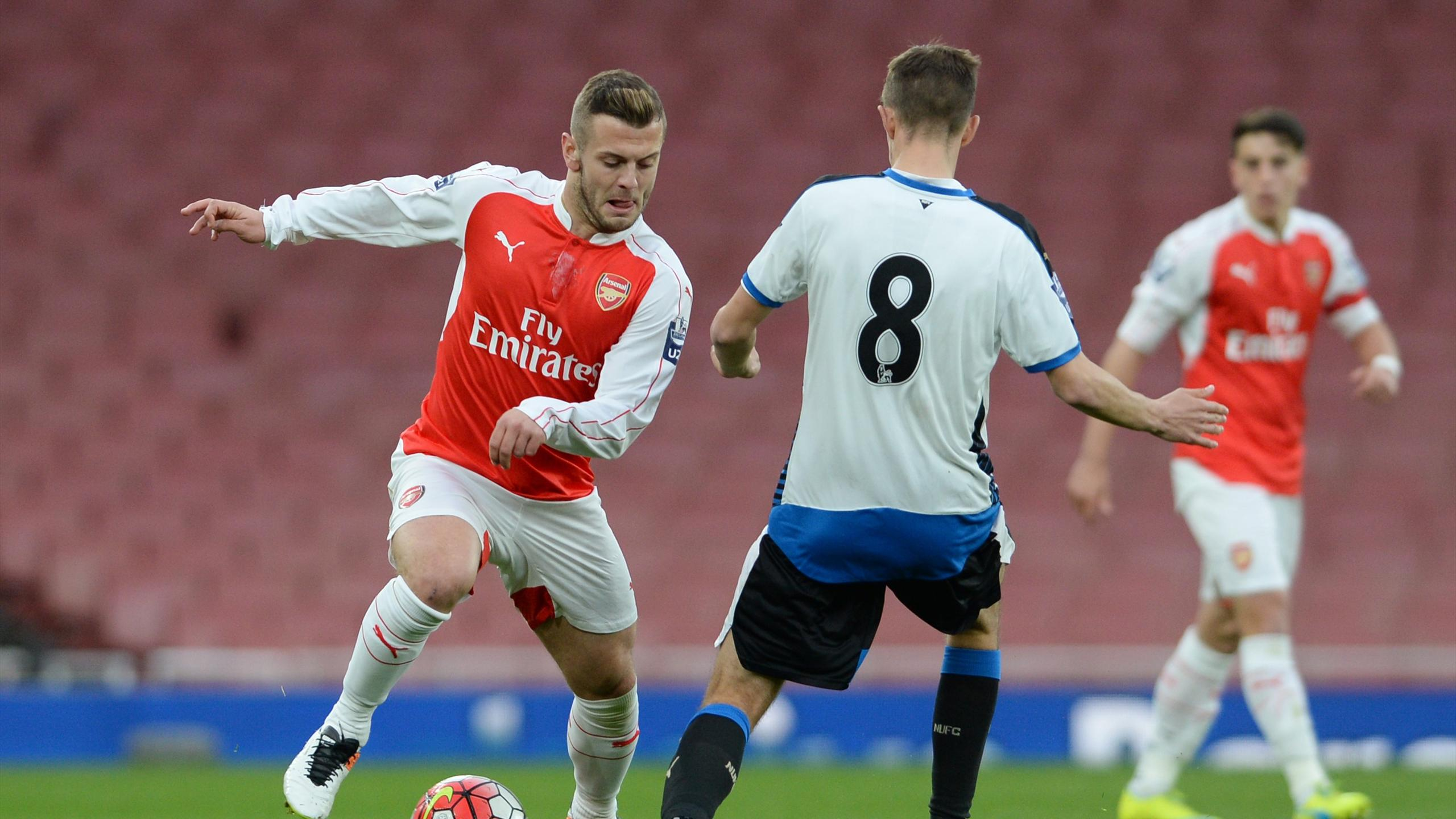 Jack Wilshere on his return for Arsenal
