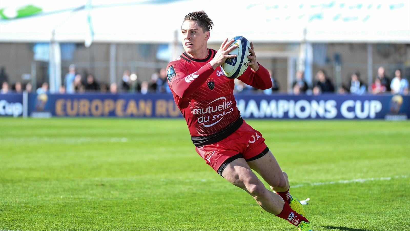 James O'Connor (Toulon) - avril 2016