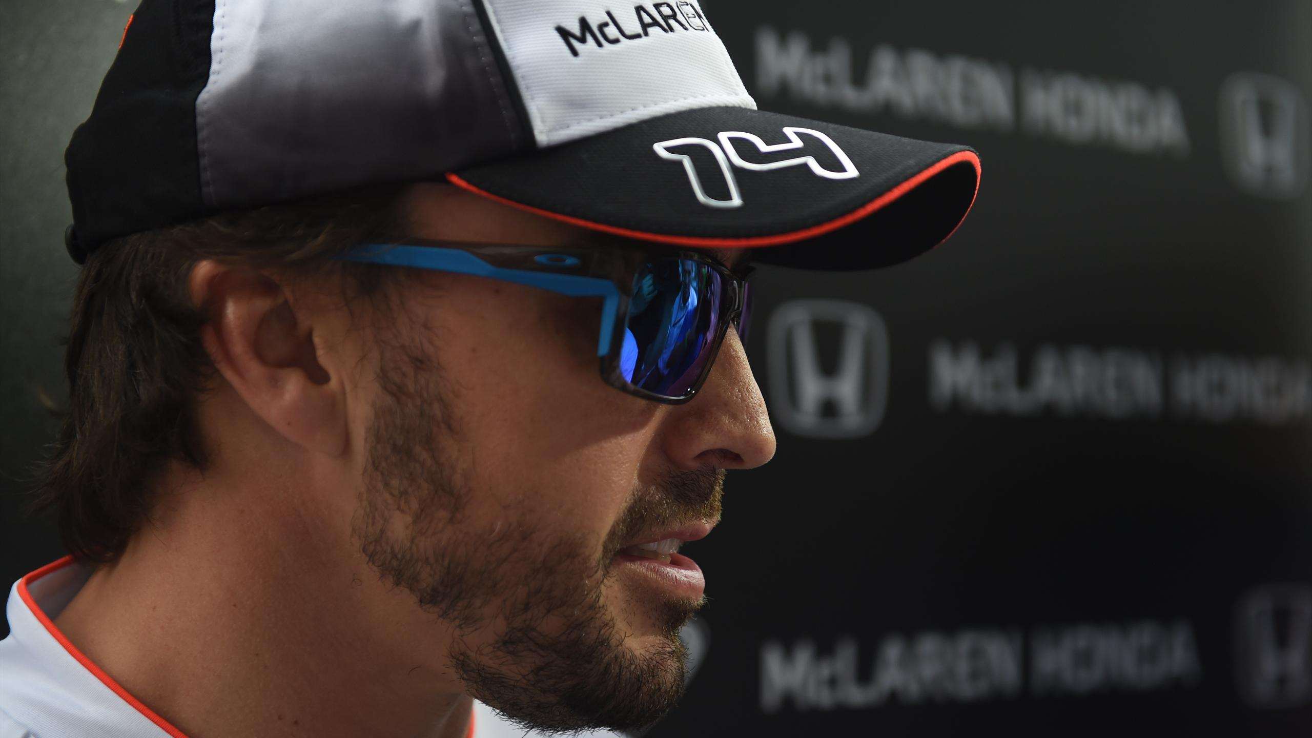 Fernando Alonso (McLaren) - GP of China 2016