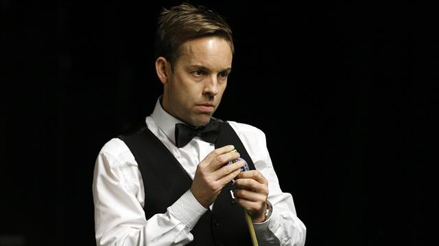 Carter ends Robertson hopes as Fu upsets Selby