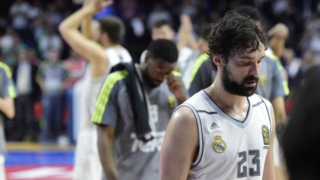 Tenant du titre, le Real n'ira pas au Final Four