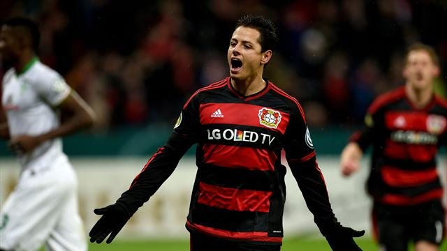 Chicharito, l'avant-centre le plus sous-estimé d'Europe ?