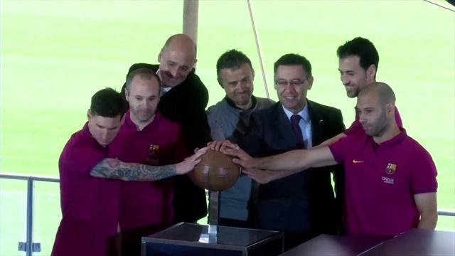 Le Barça veut faire du Camp Nou le plus grand stade du monde