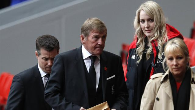 Freedom of the City of Liverpool awarded to Hillsborough victims and Dalglish
