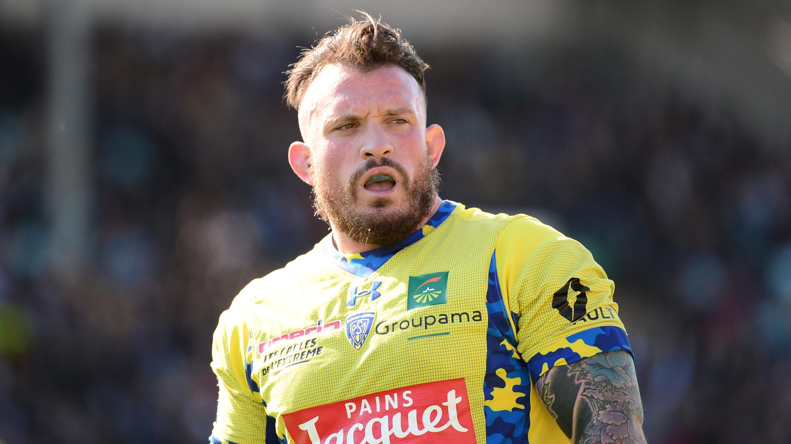 Thomas Domingo (ASM Clermont) - 1er mai 2016