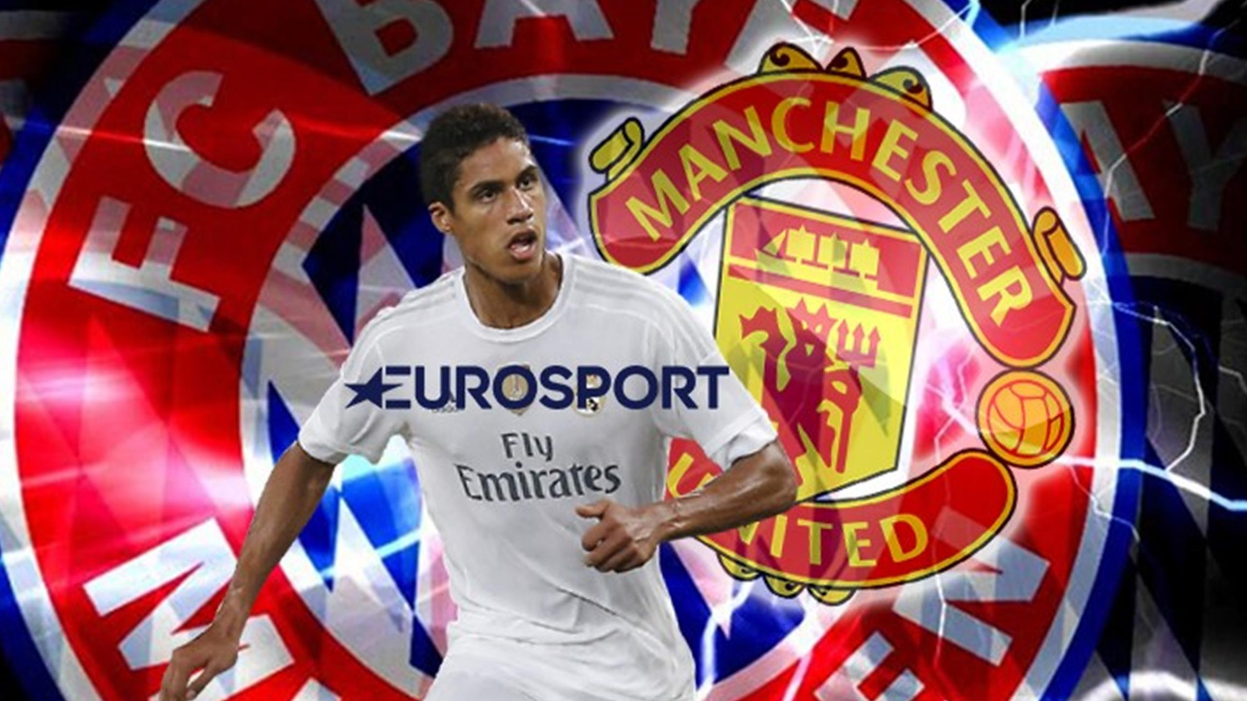 United & Bayern spark bidding war for unhappy Varane - Euro Papers