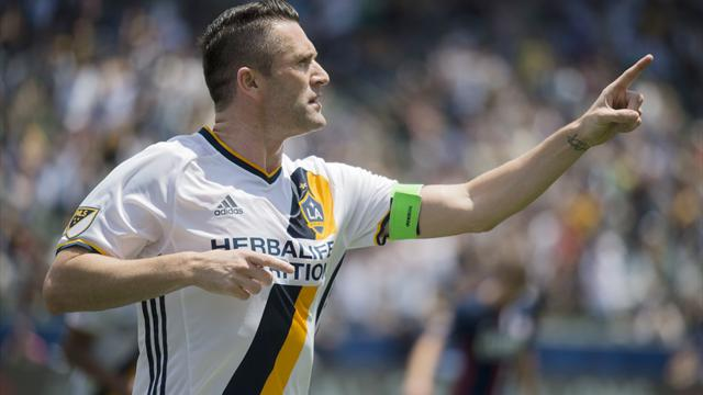 Keane to leave LA Galaxy after six seasons