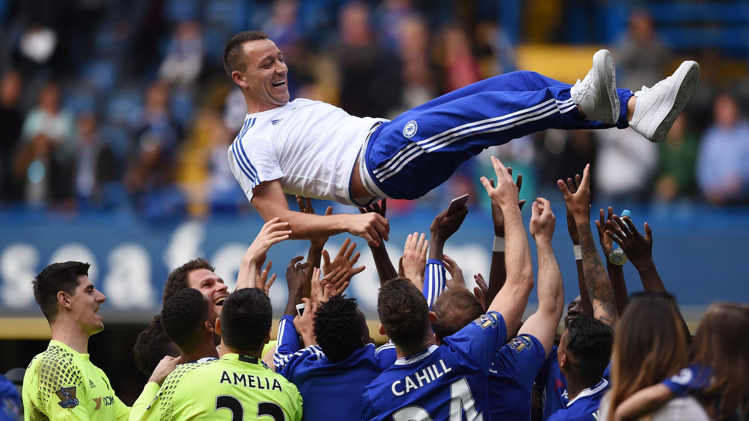 Inside John Terry's contract dilemma: Huge pay cut at heart of impasse