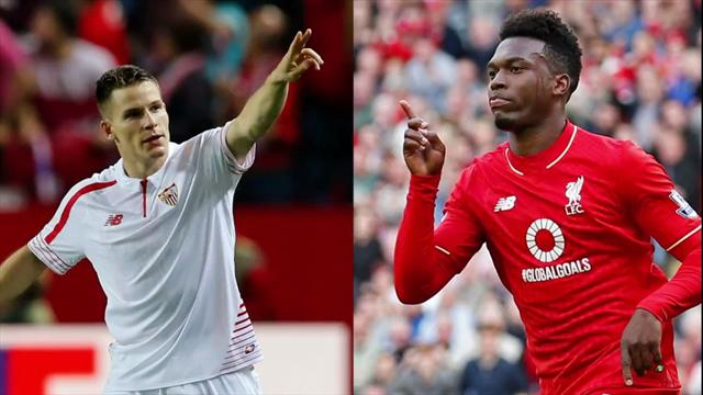 Gameiro vs Sturridge : c'est qui le plus fort ?