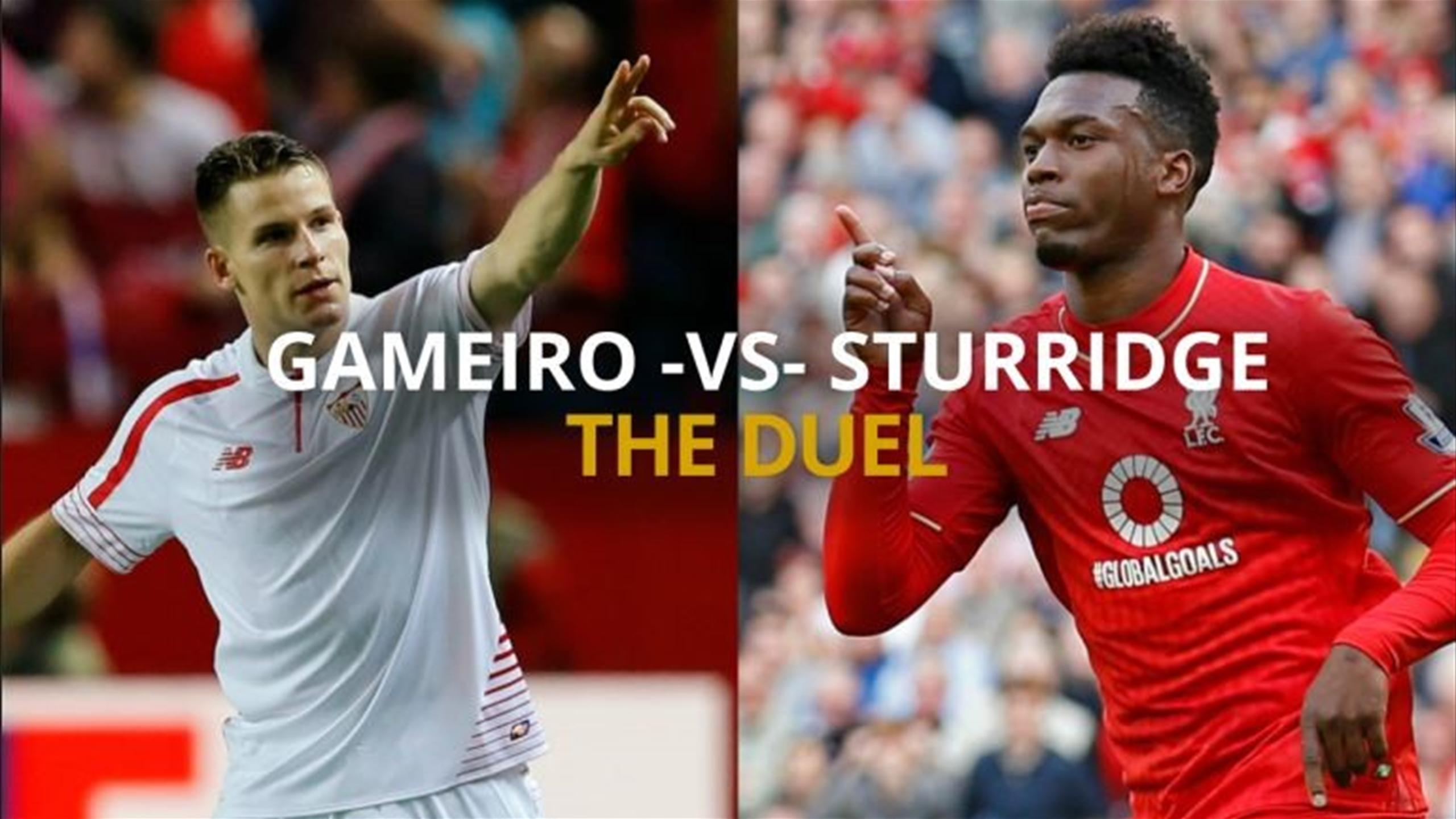 Who is the greatest Europa League final star - Gameiro or Sturridge?