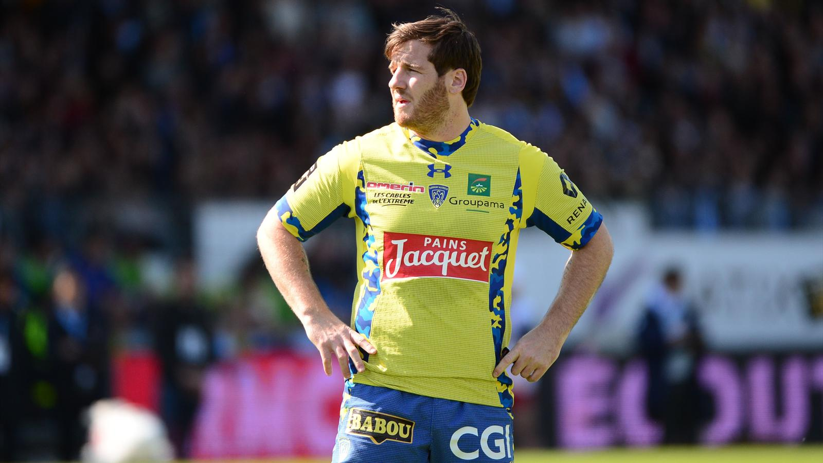 Camille Lopez (ASM Clermont) - mai 2016