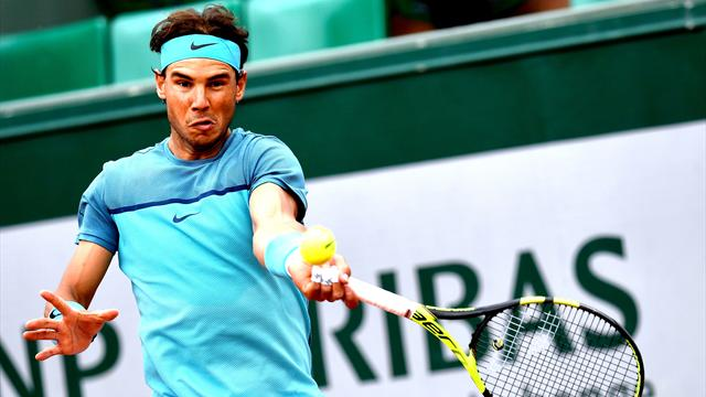 Nadal on course for Olympics after fitness boost