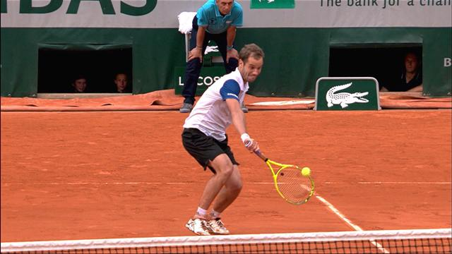 Murray : « Gasquet a toujours cet incroyable revers… »