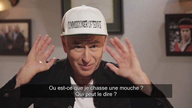 Le Commissioner McEnroe a une solution contre le coaching sauvage : l'autoriser !
