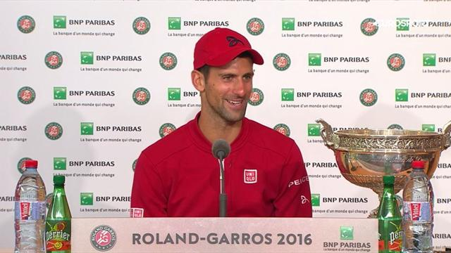 Djokovic describes out-of-body experience after beating Murray