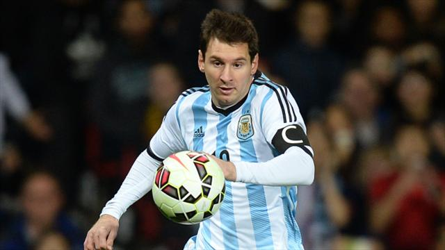 Messi primed to end Argentina drought in Copa final