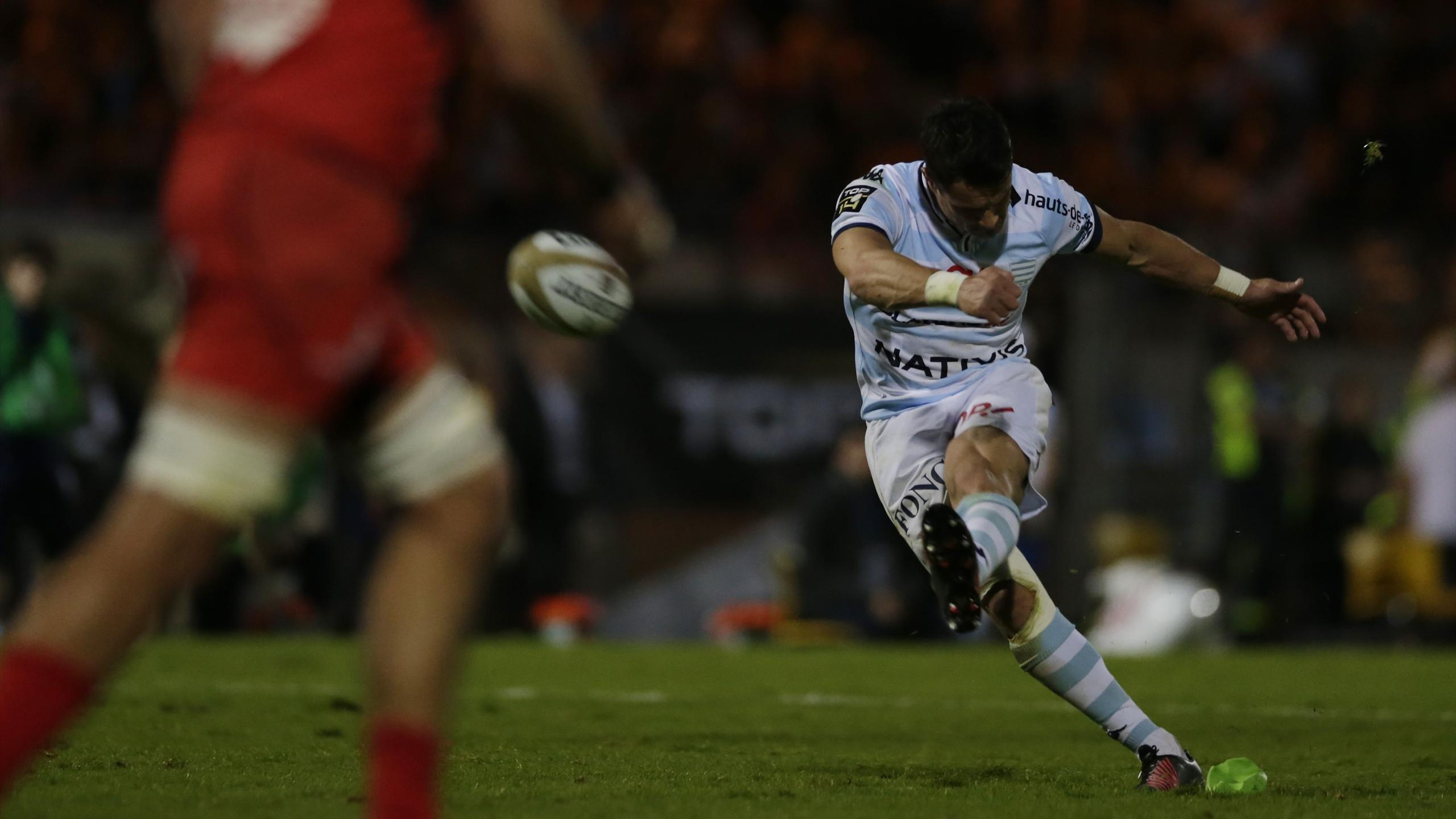 Dan Carter (Racing 92) - 11 juin 2016
