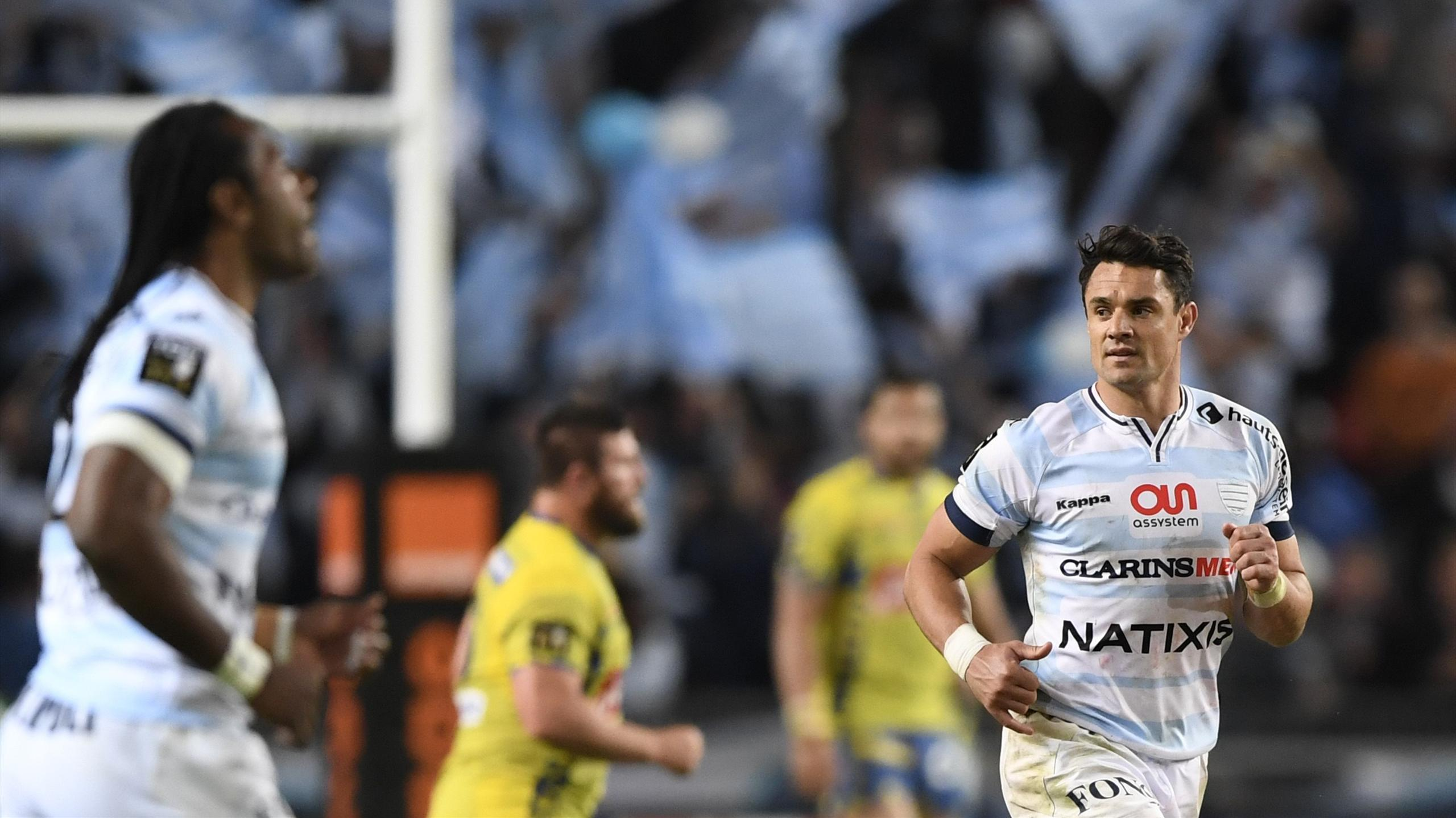 Dan Carter (Racing 92) - 17 juin 2016