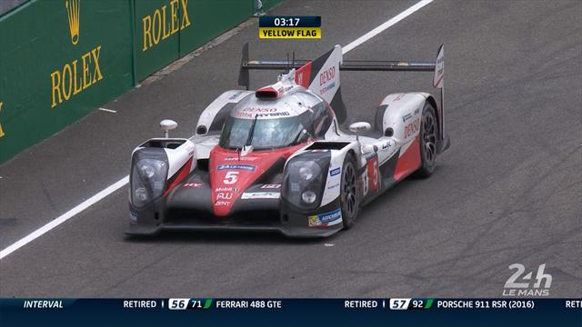 'I have no power! I have no power!' - Toyota heartbreak at Le Mans