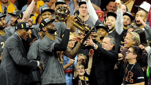 Cavaliers announce championship parade on Wednesday
