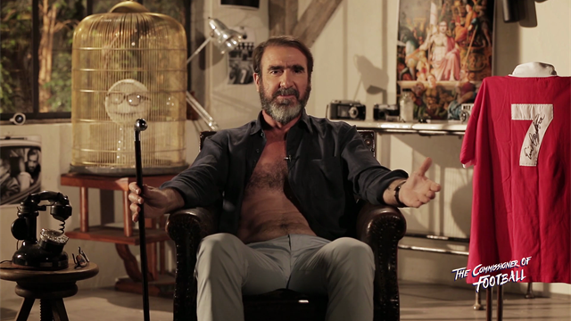 « Will Grigg's on fire » : même le Commissioner Cantona s'y met !