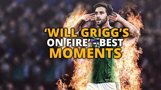'Will Grigg's on fire': The chant that's taken Euro 2016 by storm