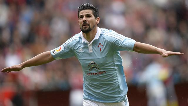 City s'offre Nolito, une recrue made in Guardiola