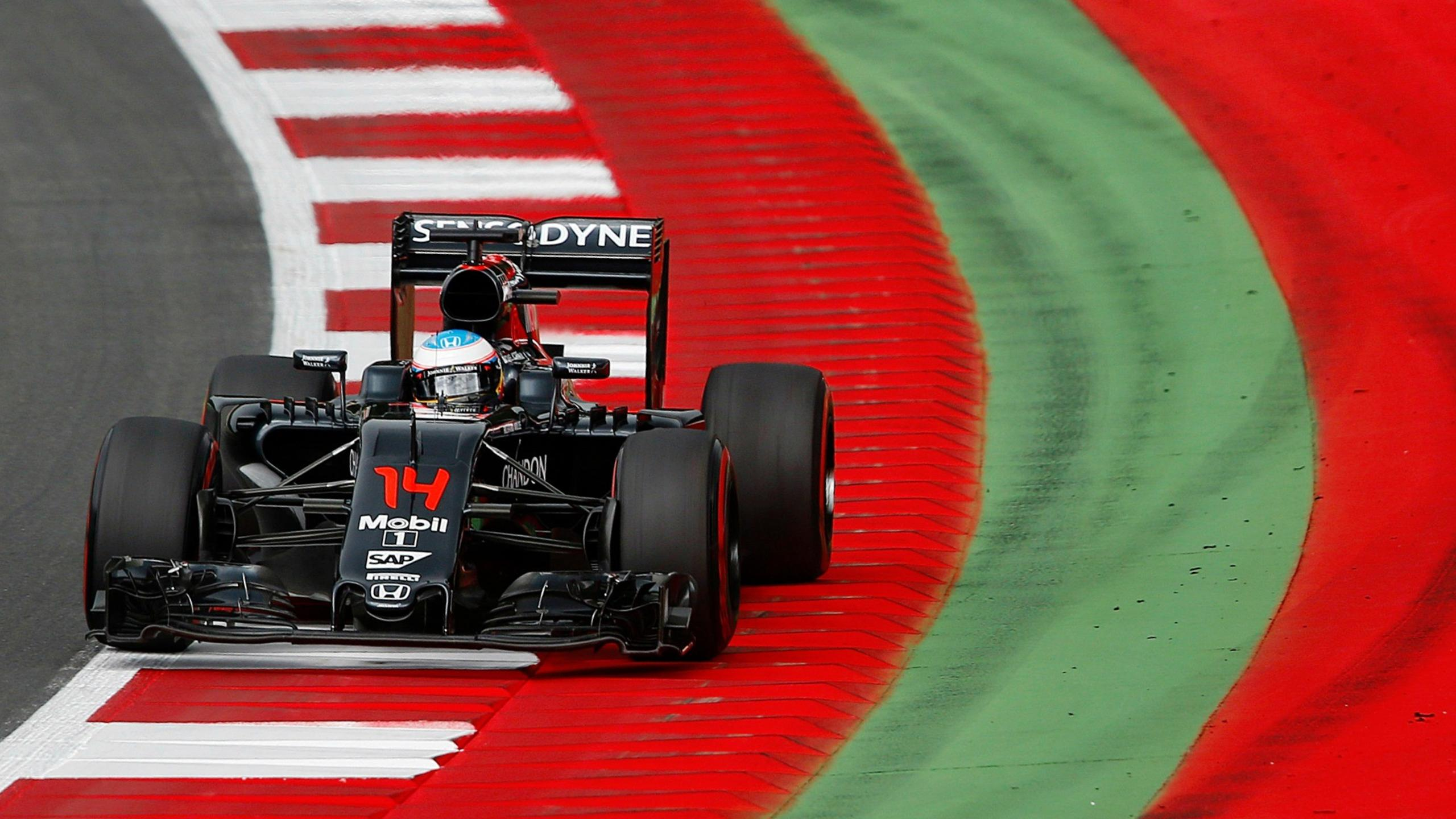 Fernando Alonso (McLaren) - GP of Austria 2016