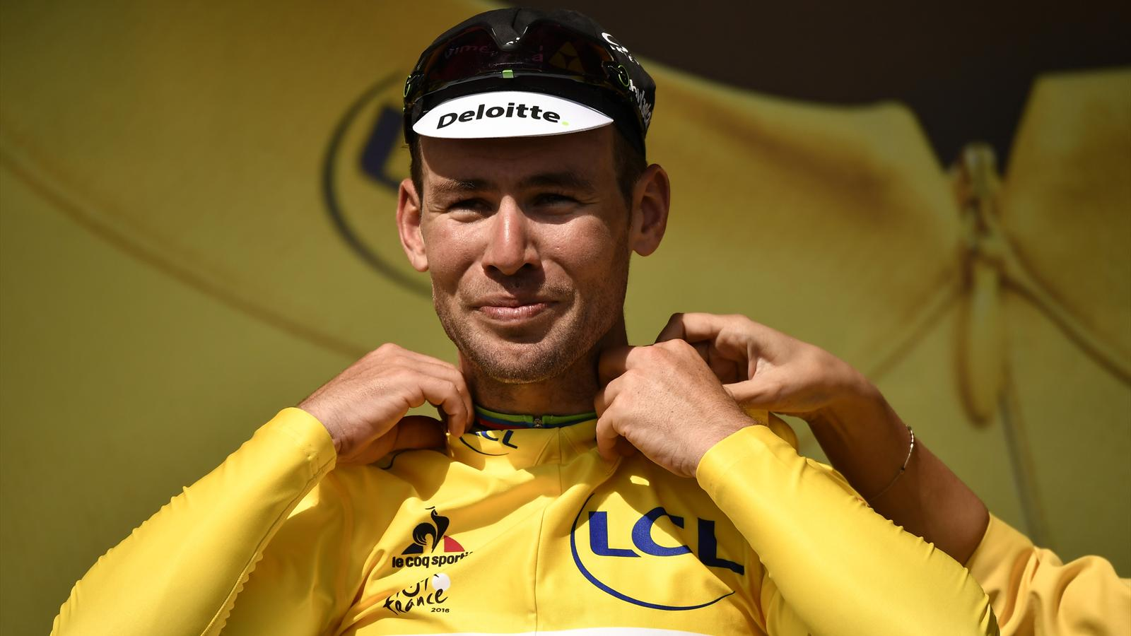 Mark Cavendish diagnosed with glandular fever