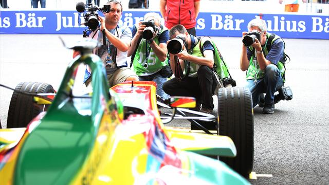 Stewards penalise di Grassi for Buemi clash