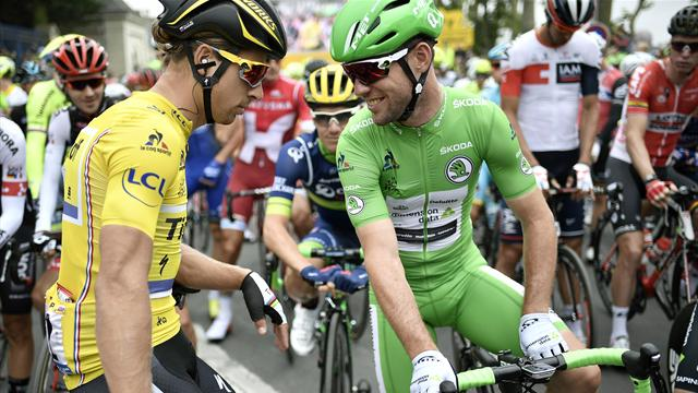 Cavendish out of green in Limoges