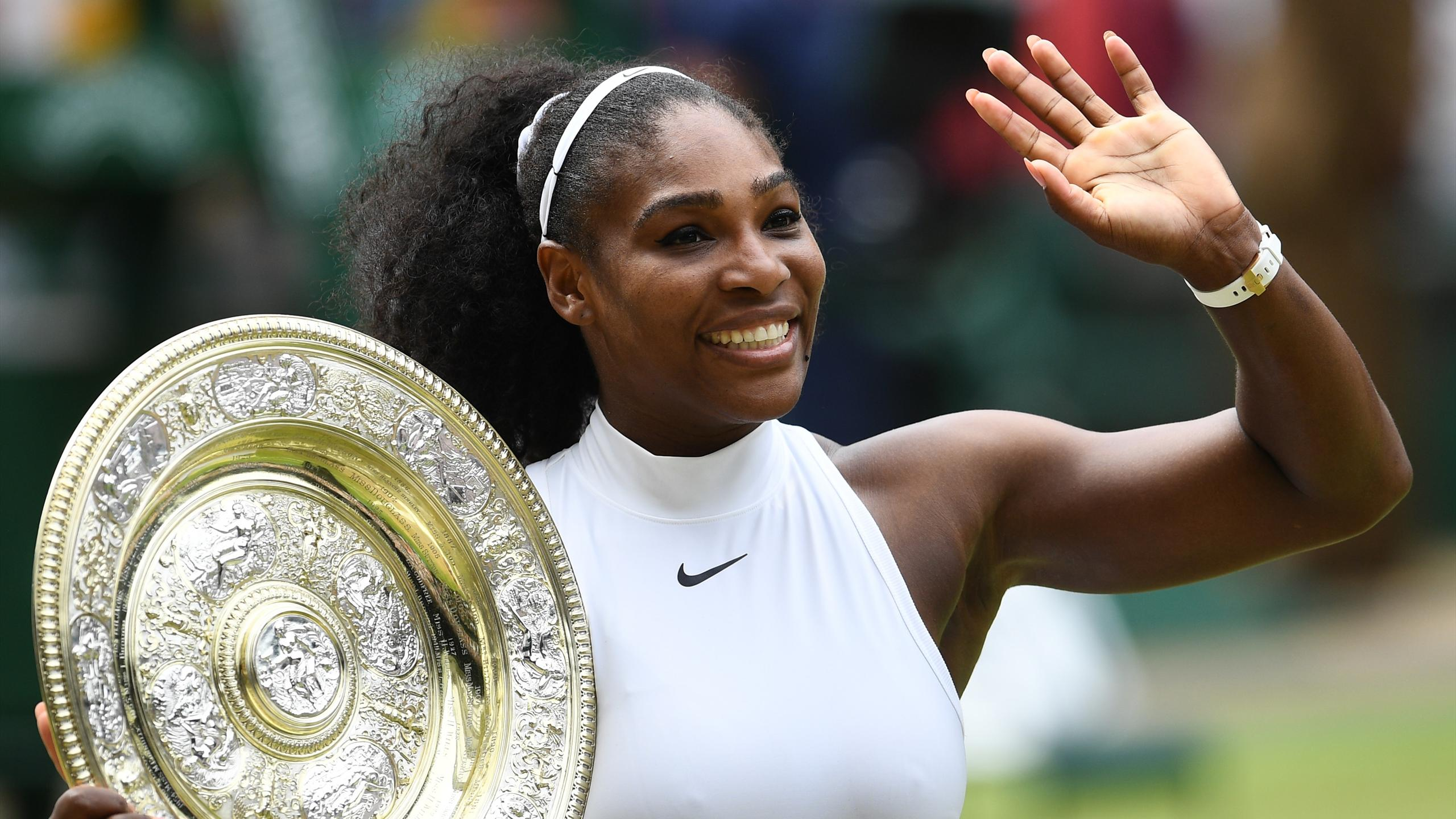 Serena Williams - Wimbledon 2016