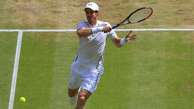 Andy Murray wins second Wimbledon title with demolition of Raonic