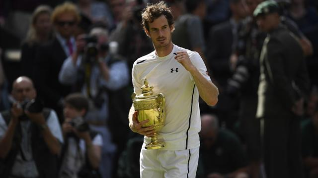 Best is still to come, says Wimbledon champ Murray