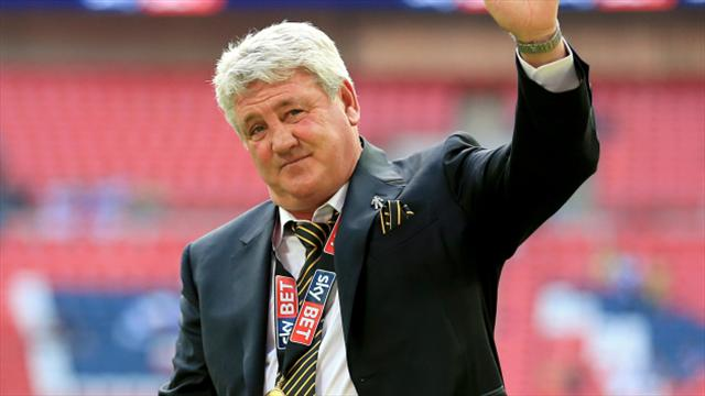 Steve Bruce: Next England manager should be English