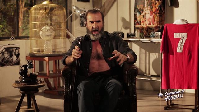 Eric Cantona: The attack of the frogs, and Ronaldo's resurrection