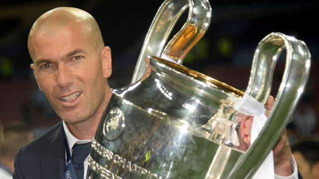 Is Zidane a genuinely good manager or just an inspirational presence?