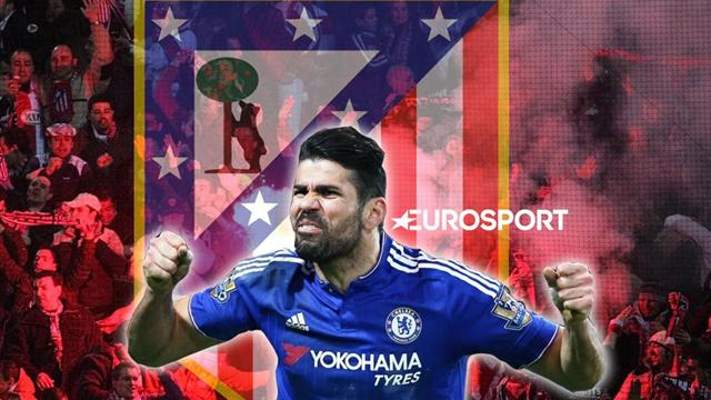 Euro Papers: Diego Costa furious as Chelsea block €60m Atletico move