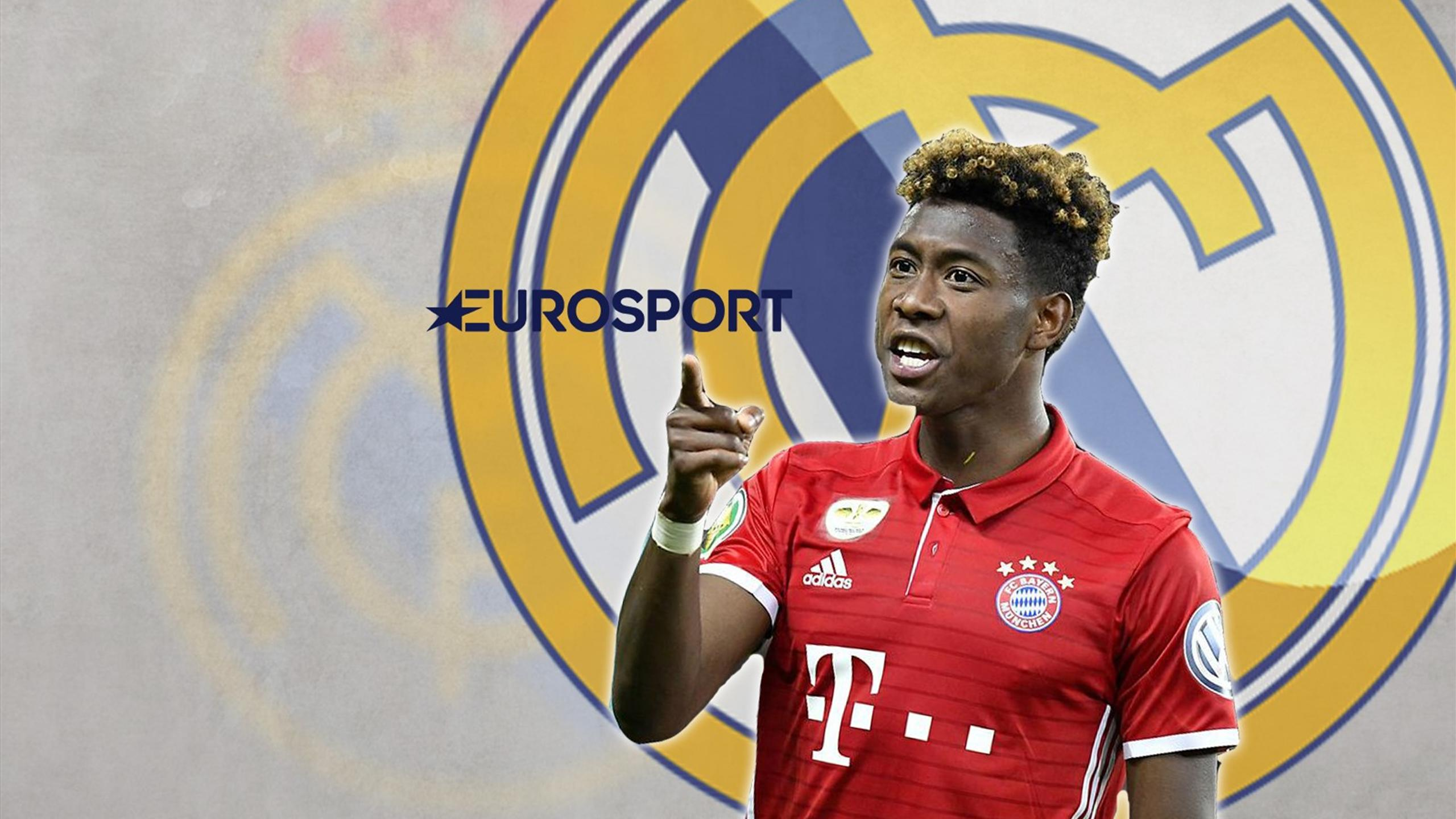 Bayern tell Real Madrid to improve €65m Alaba offer  - Euro Papers
