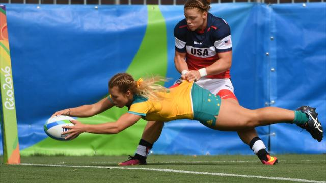 Women ready for kick off when rugby returns to the Olympics