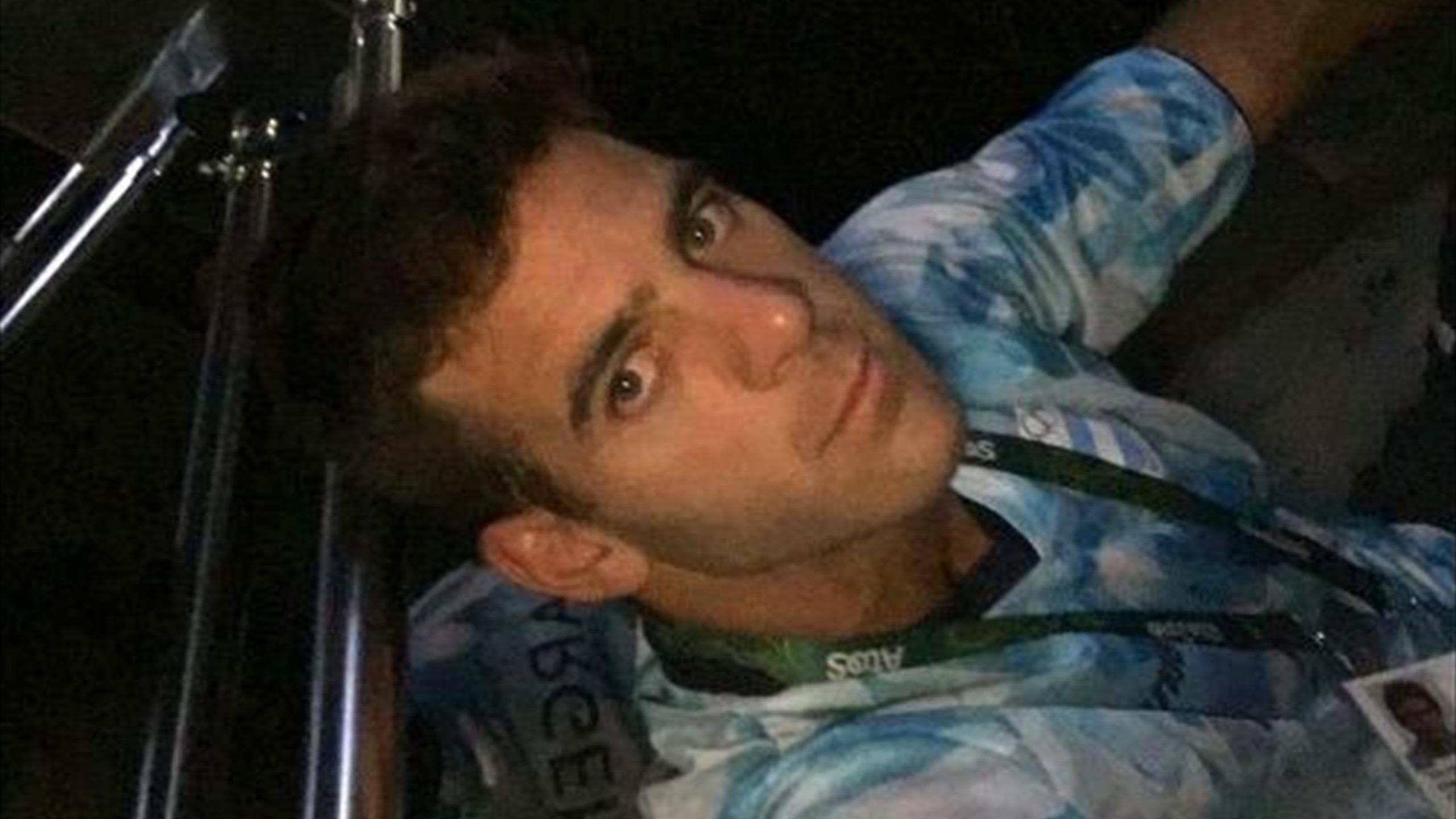 Juan Martin Del Potro 'trapped in Olympic village lift, rescued by handball team' (Twitter)