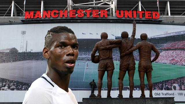 United says Pogba to have medical to finalize move from Juve