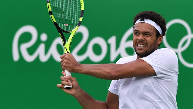 Tsonga tombe, Monfils poursuit sa route