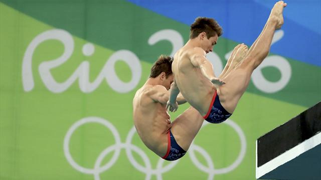 Delight for Cambridge diver who's partnered Tom Daley to Olympic bronze