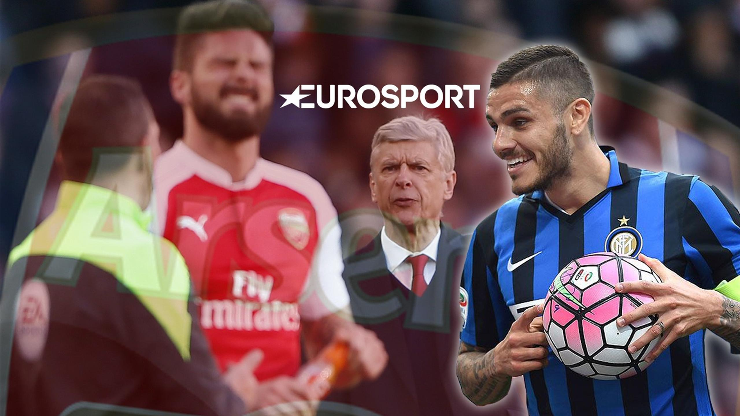 Icardi wants Inter to accept cash plus Giroud swap offer - Euro Papers