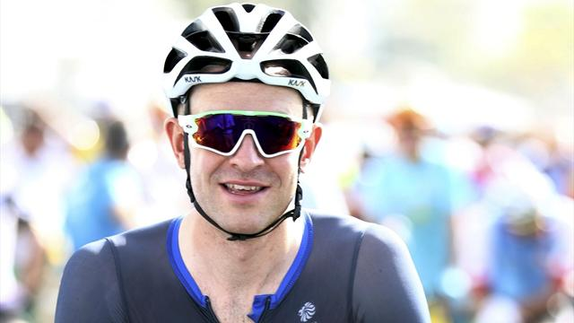 Olympics Rio 2016 Britain S Geraint Thomas Added To