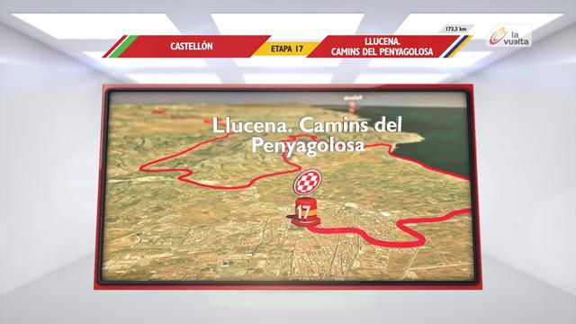 Vuelta: Stage 17 preview